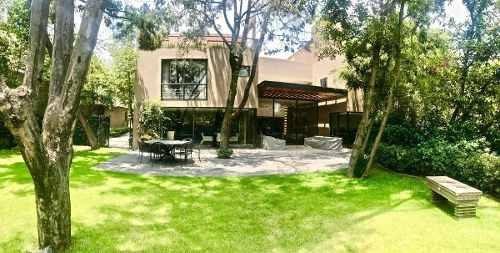 Renta Casa En Av. Paseo De Lomas Altas