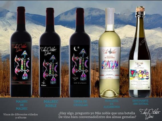 The Ôther Wine Mza.Vinos De Diferentes Alturas Y Añadas