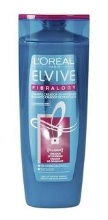 Shampoo Elvive Fibralogy 750 Ml.