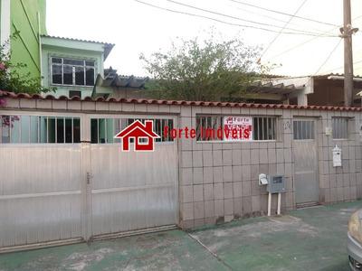 If873 São 2 Casas Bairro Adriana Na Estrada Da Posse - Campo