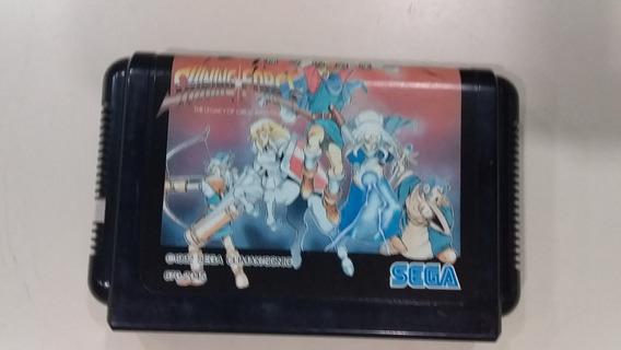 Jogo Mega Drive Shining Force Original - Frete Grátis