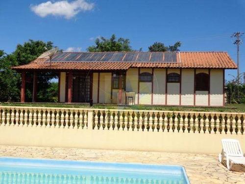 Chácara À Venda, 5000 M² Por R$ 620.000,00 - Guaxinduva - Atibaia/sp - Ch0688