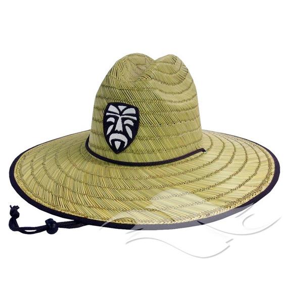 Sombrero Fcs Head Hunter De Paja
