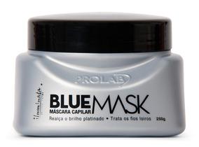 Máscara Matizadora Blue Mask Prolab 250gr + Brinde