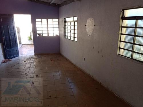 Imagem 1 de 15 de Chácara Para Venda Em Rio Grande Da Serra, Estancia Rio Grande - 381_1-1881833