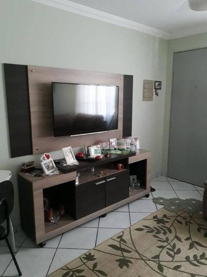 Apartamento Com 2 Dormitórios À Venda, 44 M² Por R$ 160.000 - Jardim América - Poá/sp - Ap4214