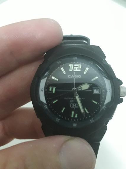 Relógio Casio Mw 600 (100 Metros)