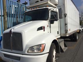 Camion Kenworth T370 Rabon Con Caja Refrigeradora