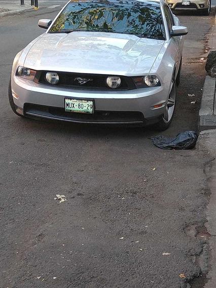 Ford Mustang 5.0 Gt Piel V8
