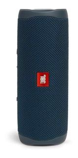 Parlante Portátil Jbl Flip 5 Blue Impermeable Bluetooth New