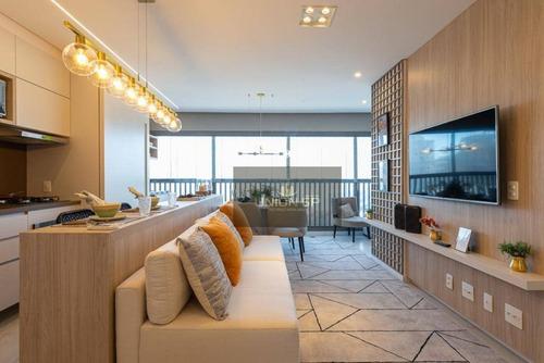 Apartamento À Venda, 50 M² Por R$ 700.000,00 - Vila Mariana - São Paulo/sp - Ap26178
