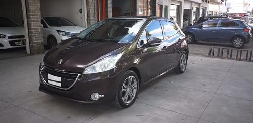 Peugeot 208 1.6 Feline Año 2014 Nafta/gnc