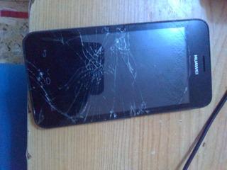 Telefono Huswei Y320 Con Detalle