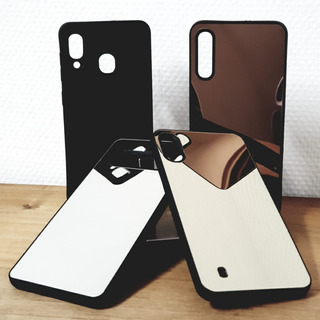 Funda Antigolpe Espejada Samsung A M S 10 50 30 Plus Microcentro