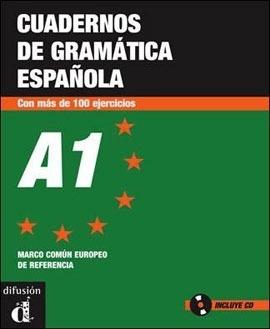 Cuadernos De Gramatica Espanola A1 - Libro + Cd