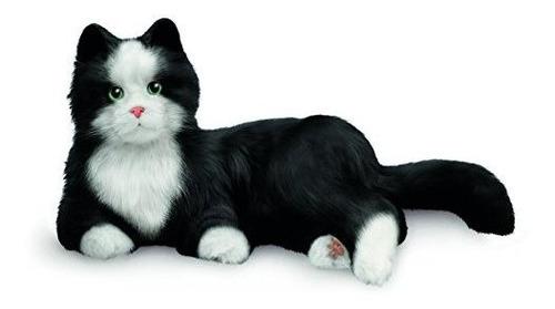 Joy For All - Gato Esmoquin Blanco Y Negro - Mascotas Intera