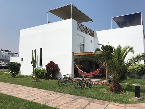 Casa De Playa Condominio Asia Del Mar Sarapampa Km 107 P Sur