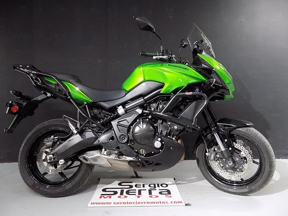 Kawasaki Versys650 Abs Verde 2015
