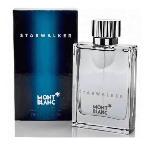 Perfume Mont Blanc Starwalker 75ml Ori - mL a $2267