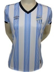 Camiseta Umbro Atletico Tucuman 2017-2018 Mujer