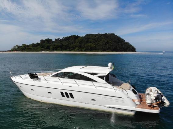 Cimitarra 500 Ht Ano 2012 Ñ Phantom Intermarine Azimut