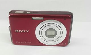 Camara Sony W180 10 Mp 3x Zoom Con Estuche Y Memoria