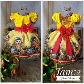 Vestido De Festa Magali