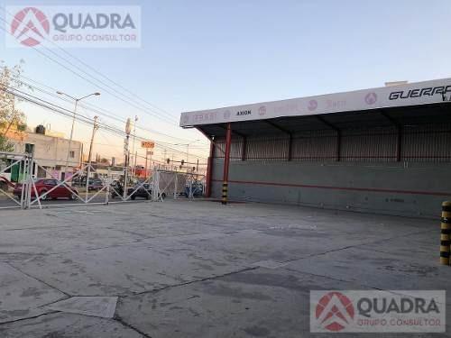 Local Comercial En Renta Por Valsequillo Puebla
