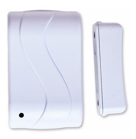 Sensor Magnético Sem Fio Gcp 433,92 Mhz Ss200 - Securi Servi