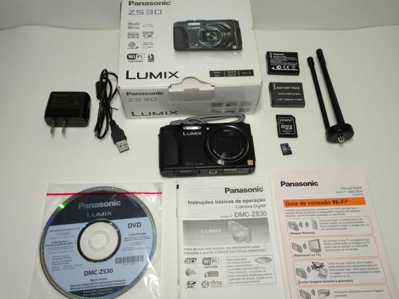Maquina Digital Panasonic Zs30