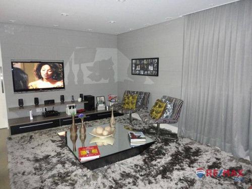 Imagem 1 de 16 de Cobertura Com 2 Dormitórios À Venda, 233 M² Por R$ 1.280.000,00 - Cidade São Francisco - São Paulo/sp - Co1522