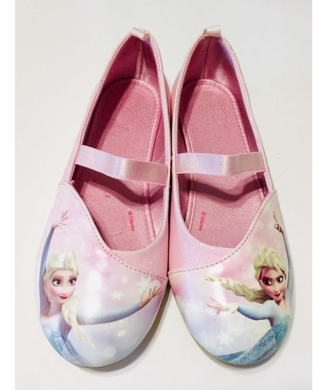 Encargues Usa Disney Frozen Zapatos Niña T. 34 Original Us