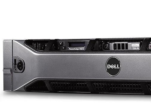 Servidor Dell R810 128gb 4x Sixcore 2 Hds 600gb C/ Frontal
