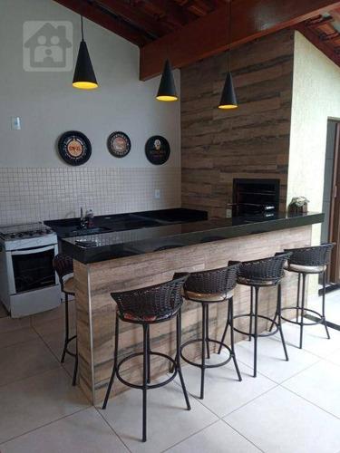 Imagem 1 de 30 de Casa Com 3 Dormitórios À Venda, 105 M² Por R$ 260.000,00 - Condomínio Terra Nova - Araçatuba/sp - Ca1121