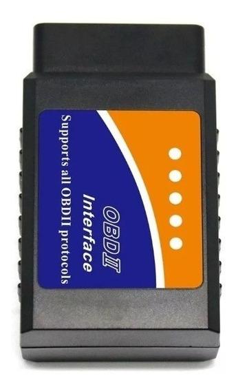Obd2 Elm327 Com Bluetooth V1.5 Leia A Descrição