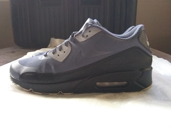 Zapatillas Nike Air Max 90 Ultra 2.0 Essential Light Carbon