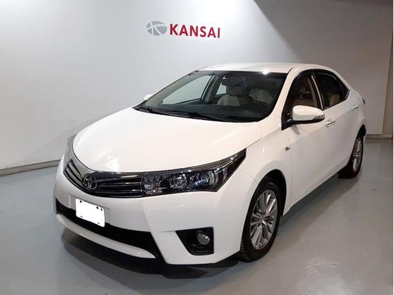 Toyota Corolla Se-g Cvt 2014