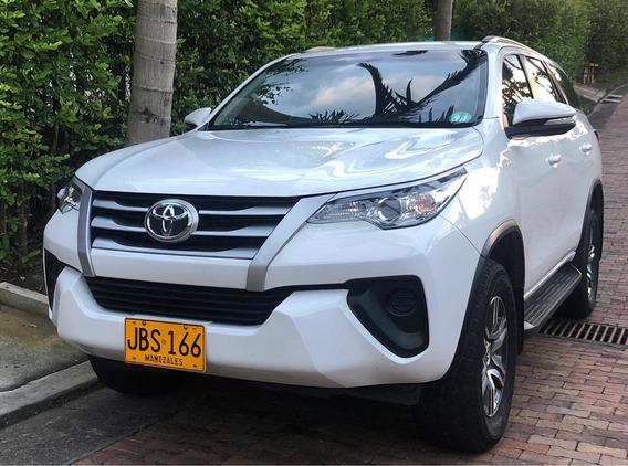 Toyota Fortuner Sw4 Street