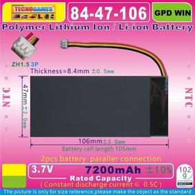 Bateria Para Gpd Win Com 7200mah 3,7v Com Garantia