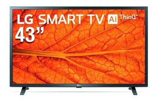 Imagen 1 de 3 de Tv 43 LG Uhd 4k 2019 Um7100 Magic Inteligencia Artificial
