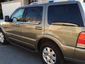Lincoln Aviator Luxury 4x2 Excelente Unico Dueño 2004