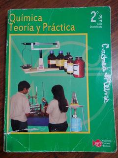 Química Teoría Y Práctica 2 Año Editorial Salesiana