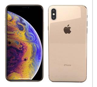 iPhone XS Max 64gb Gold Original De Vltrine Leia O Anúncio