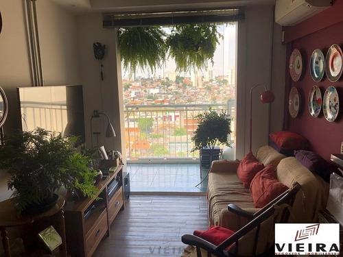 Imagem 1 de 15 de Lindo Apartamento Na Cupecê Com Lazer Completo! - 3014-1