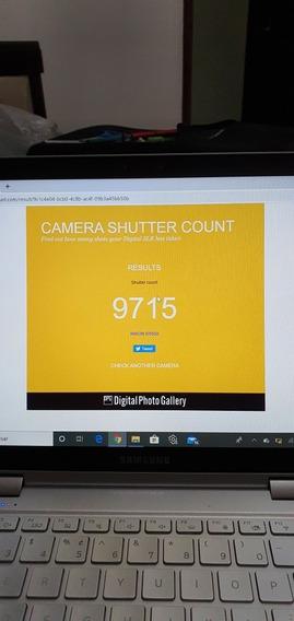 Câmera Nikon D5500 + Lente 18-55