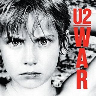 Vinilo War U2