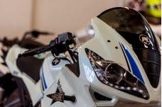 Sr 200 R Motomel 2018 Moto Deportiva Megamoto