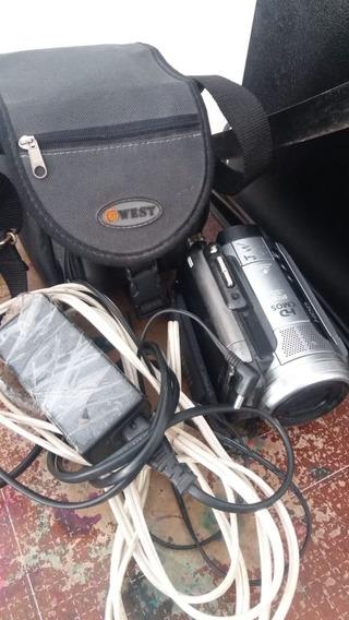 Filmadora Canon Para Retirada De Pecas