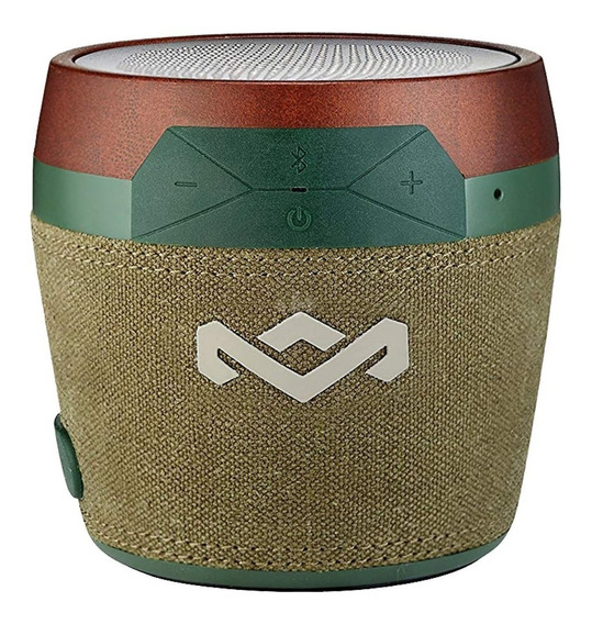 Parlante Bluetooth House Of Marley Chant Mini Green