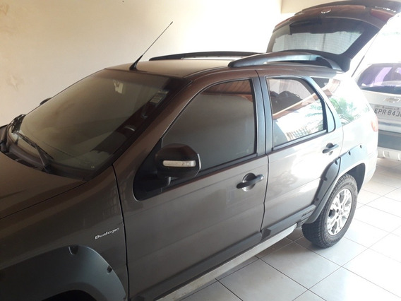 Fiat Palio Adventure 1.8 16v Flex Dualogic 5p 2011